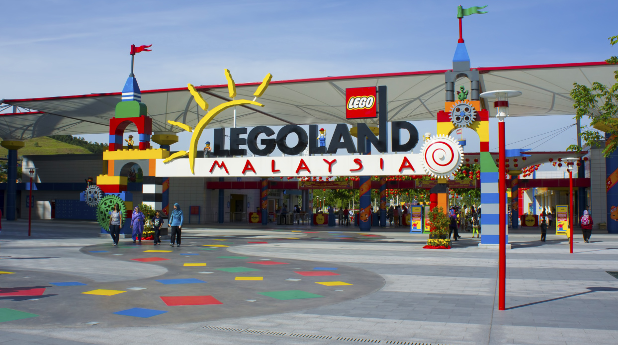 one day pass for legoland theme park malaysia smailing express. Black Bedroom Furniture Sets. Home Design Ideas