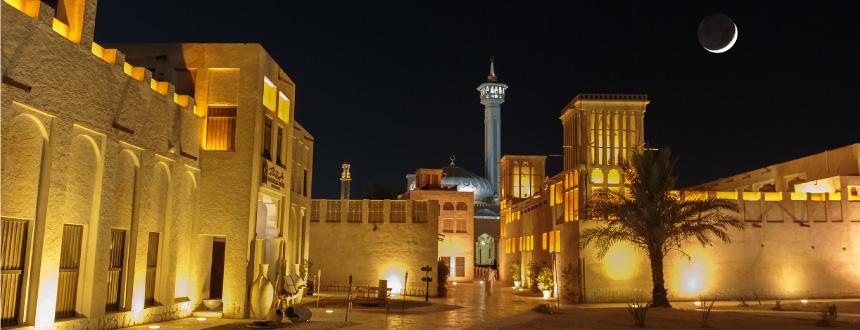 6 Tempat untuk Melihat Wajah Dubai Masa Lampau