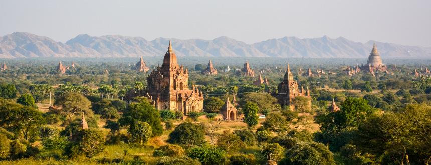 Keindahan Negara Myanmar