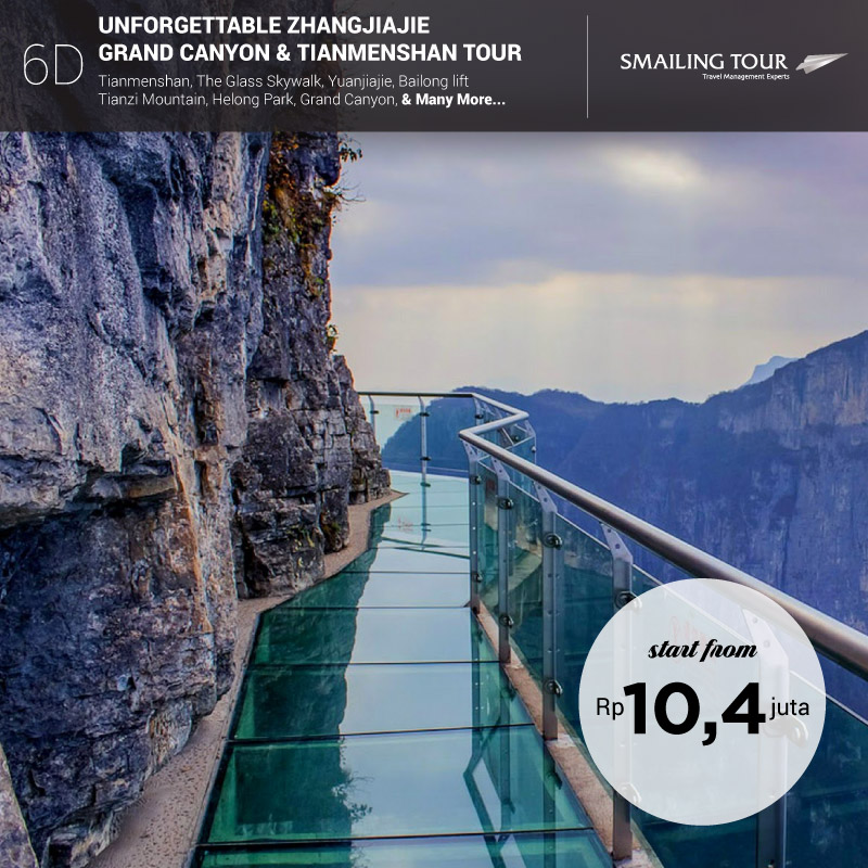 6d-unforgettable-zhangjiajie-grand-canyon-tianmenshan-tour