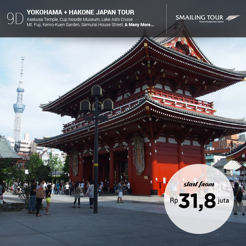 9d-yokohama-hakone-japan-tour